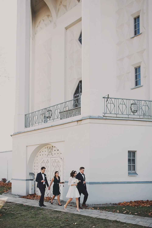 Zdjęcia ślubne ceremonia kościół